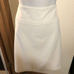 NY&C off white skirt